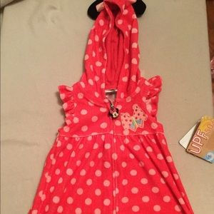Disney Baby Minnie Cover Up NEW